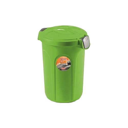 Food container 23 apple green